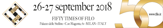 FILO 26/09/2018 – International Yarns Exhibition